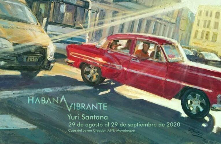 Inaugurarán en Mayabeque exposición Habana Vibrante por el cierre del verano (+Audio)