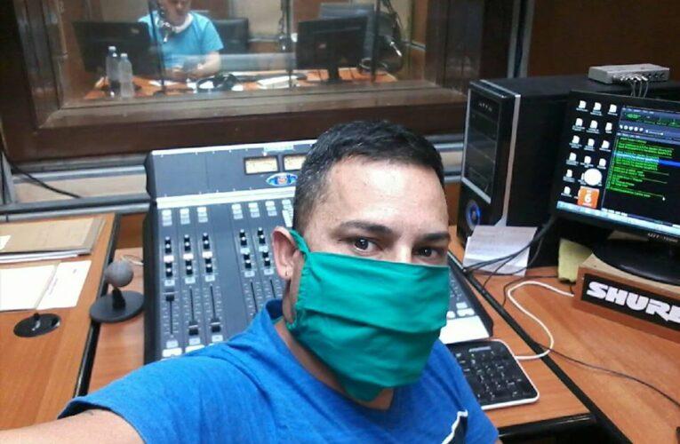 Jorge Luis Fernández, realizador de sonido de Radio Mayabeque (Audio)
