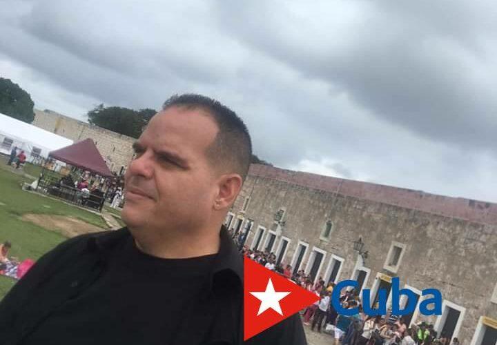 Amaury Flores González, 26 años de labor ininterrumpida (Audio)