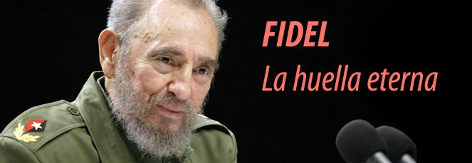 La huella eterna de Fidel en El Cangre (+Audio)