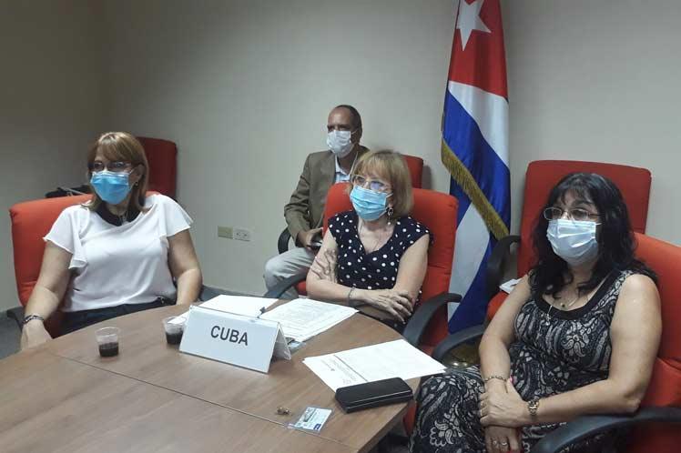 Cuba Participates in Seminar on Access to Vaccine against Covid-19