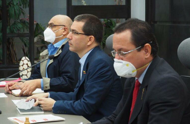 Venezuela coordina adquisición de insumos para la pandemia