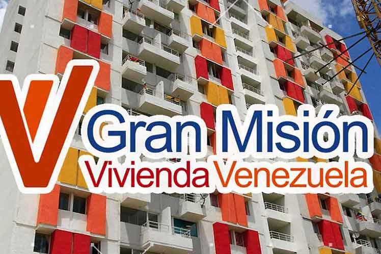 Venezuela impulsa programa habitacional