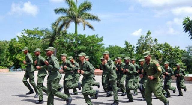 Reanudan el Primero de septiembre los llamados al Servicio Militar Activo