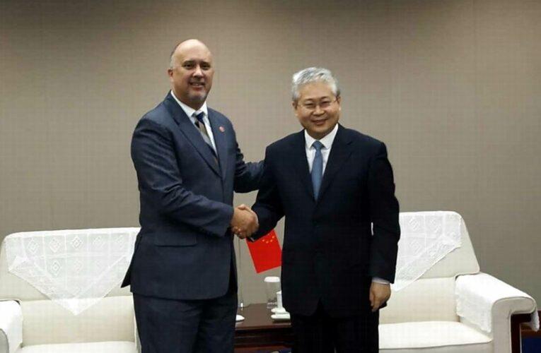 Agradece Cuba donación de ciudad china para combatir la COVID-19
