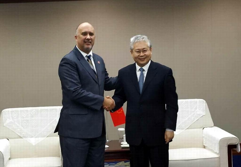 Agradece Cuba donación de ciudad china para combatir la COVID-19.