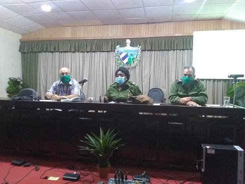 Supervisan en Mayabeque enfrentamiento al nuevo coronavirus.