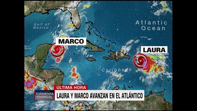 Mayabeque atenta a comportamiento de fenómenos meteorológicos Laura y Marco