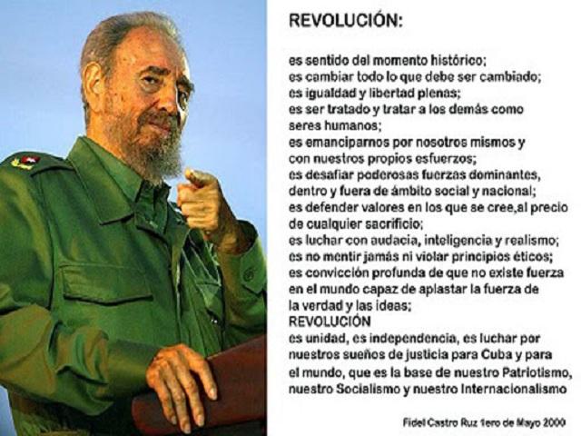 Concepto de Revolución