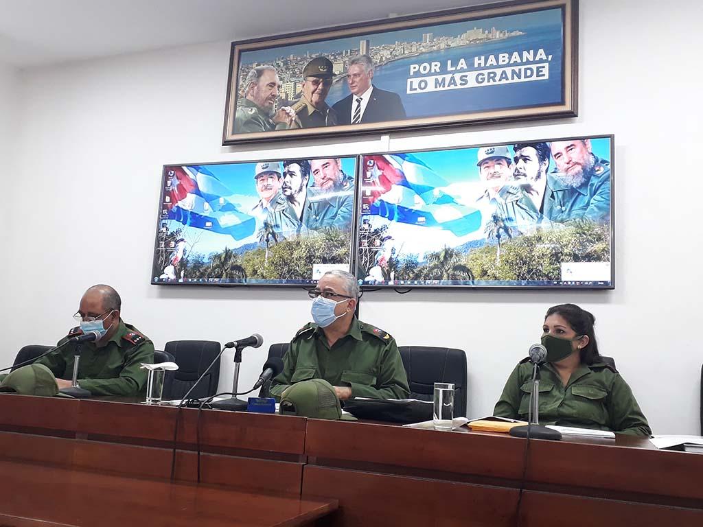 Advierten en La Habana sobre crecimiento exponencial de casos de COVID-19.