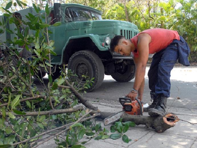 Defensa Civil: Occidente cubano en Fase Recuperativa.