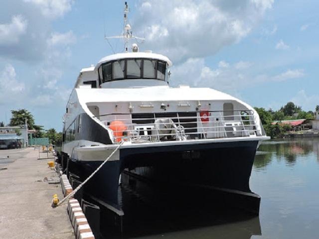 Suspenden transportación marítima en el Golfo de Batabanó