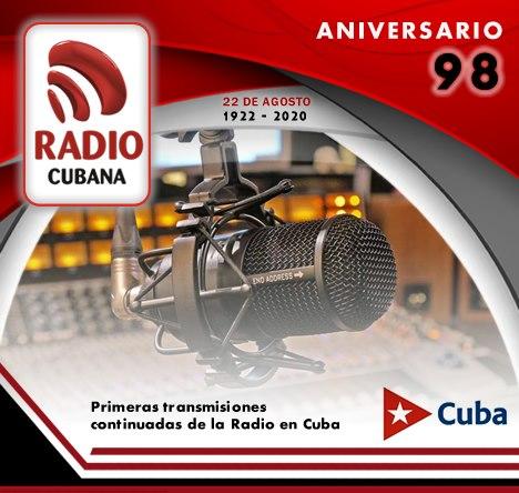 La radio en Cuba: vital y rebelde en su aniversario 98