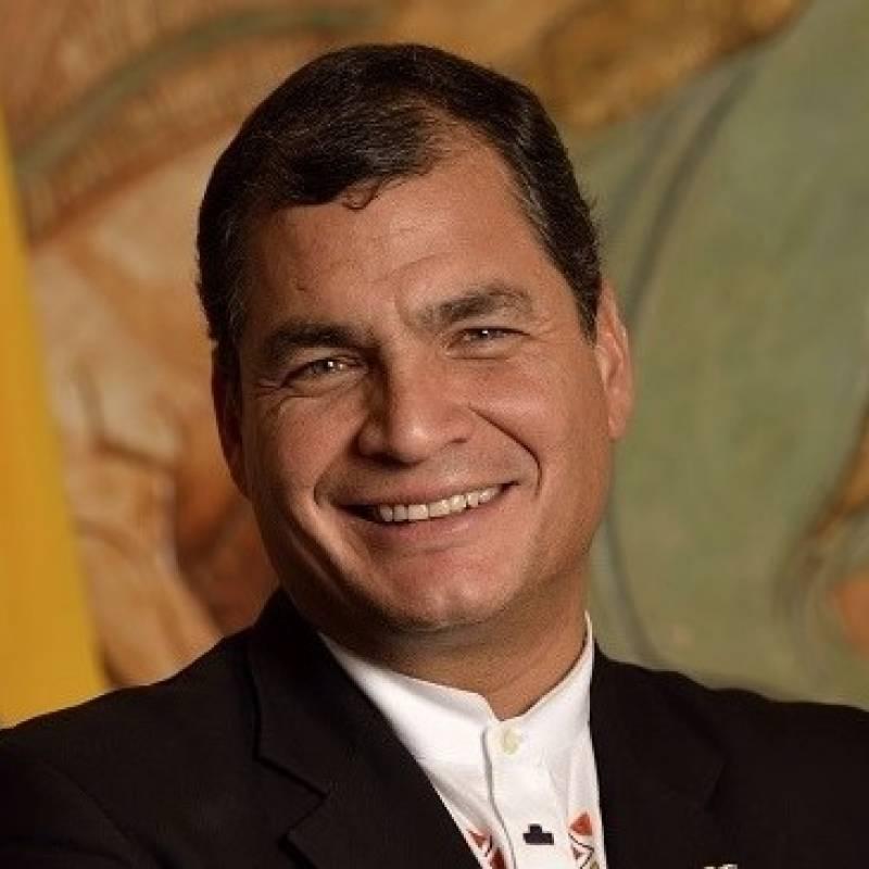 Interpol niega pedido de Difusión Roja contra Correa
