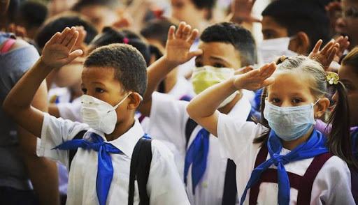 Preapran condiciones para reiniciodel curso escolar. Foto: Archivo