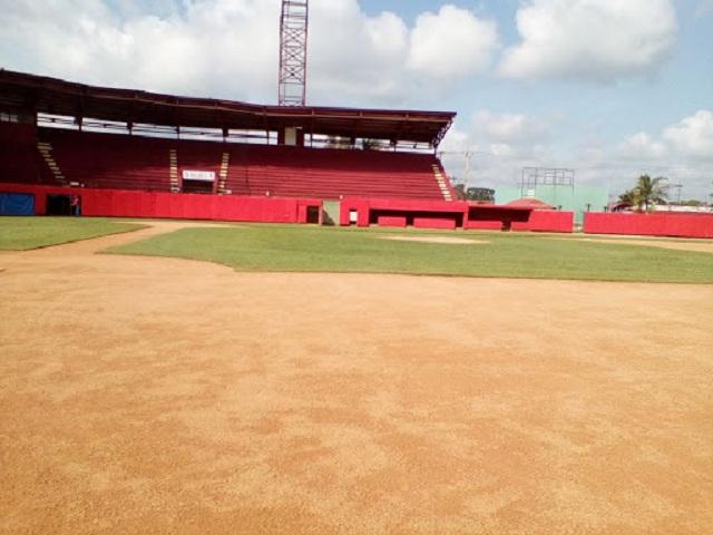 Tormenta tropical Laura afectó centro deportivo de Mayabeque.