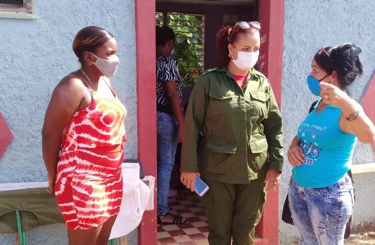 Chequean autoridades de Melena del Sur reanudación del período lectivo