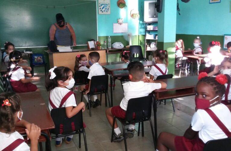 Reinicia el curso escolar en capital de Mayabeque