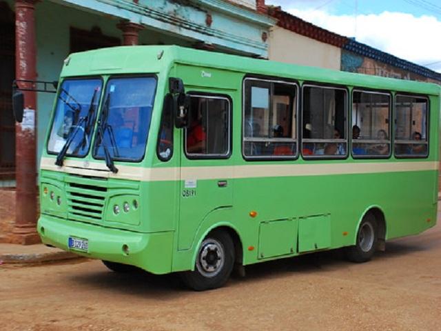 Transporte implementa nuevas medidas para enfrentar la COVID-19
