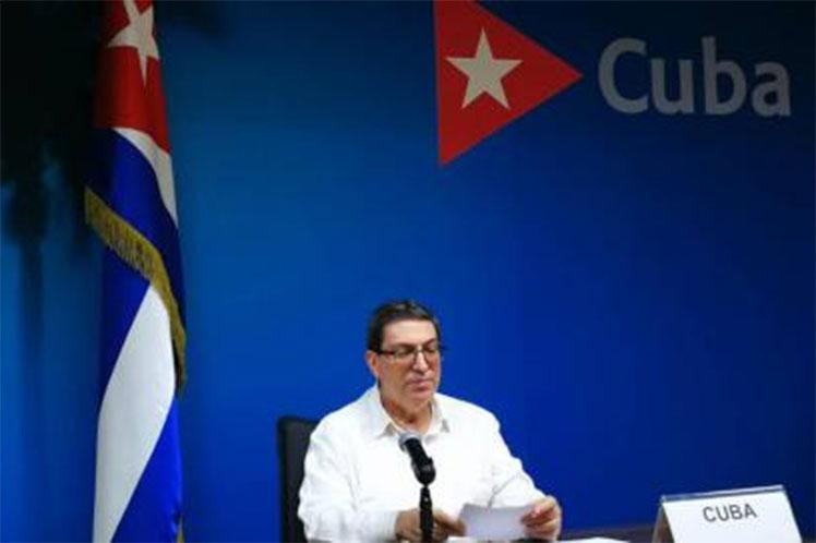 Bloqueo de Estados Unidos contra Cuba obstaculiza enfrentamiento a Covid-19