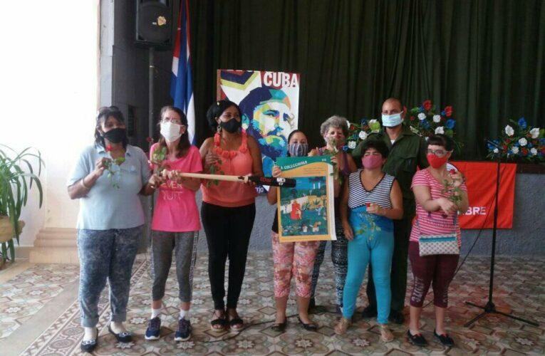 """Bejucal: recibe reconocimiento """"Bate 60 aniversario"""" proyecto  """"Por un mundo sin barreras"""""""