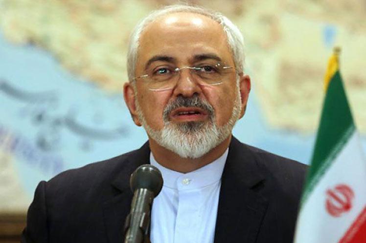 Canciller de Irán en Rusia por acuerdo nuclear