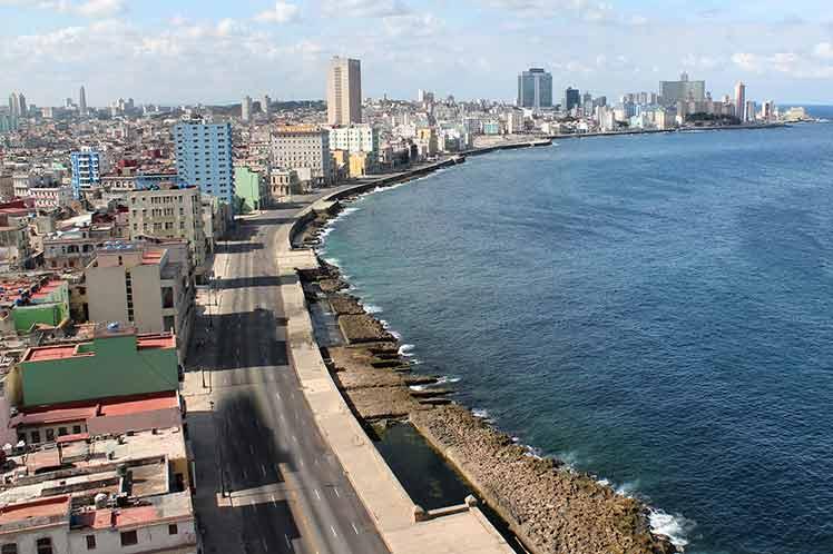 Medidas restrictivas por Covid-19 en La Habana.