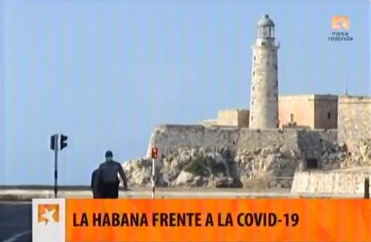 La capital cubana en el enfretamiento y prevención de la Covid-19. Foto.CP