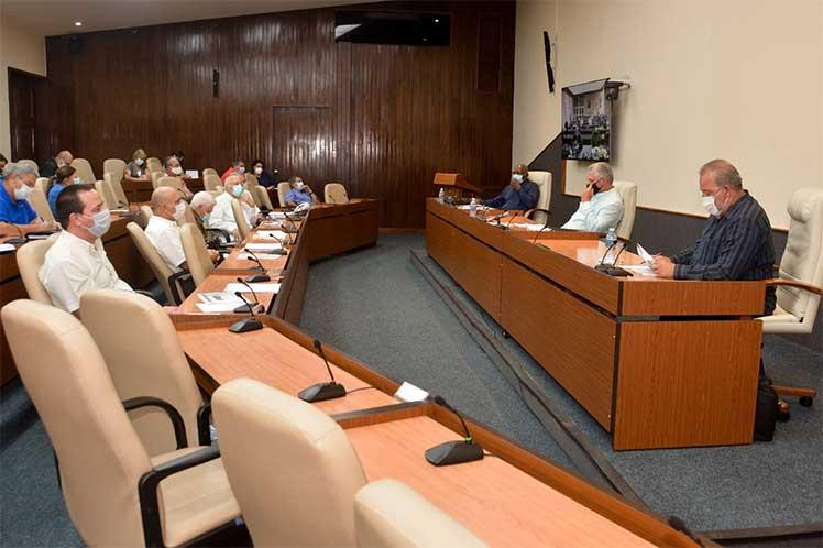 Acciones en Cuba contra Covid-19 tras rebrote de la pandemia.