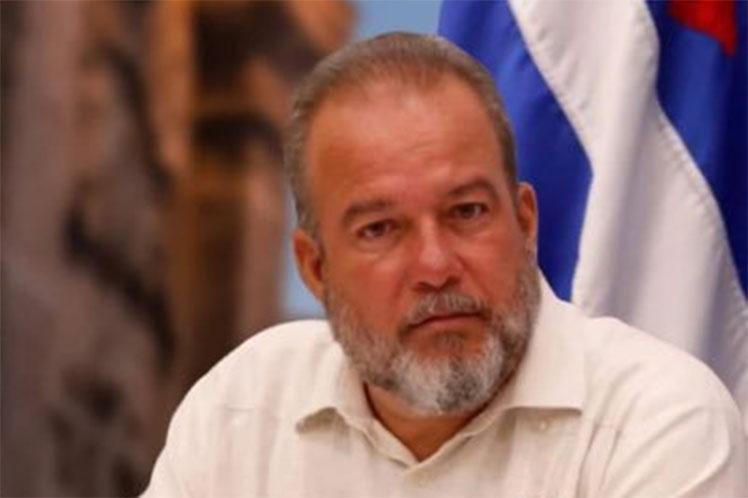 Manuel Marrero, Prime Minister of Cuba.