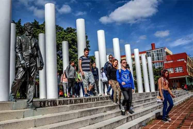 Universidad de Ciencias Informáticas de Cuba arriba hoy a sus 18 años.