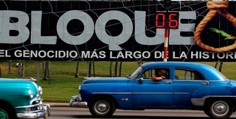 Fin del bloqueo a Cuba un reclamo que se mantiene.