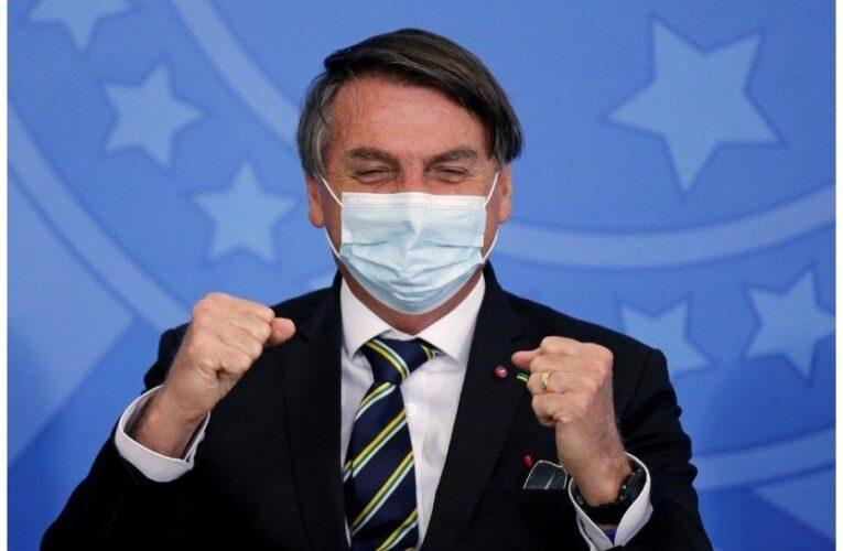 Sondeo en Brasil revela que Bolsonaro ganaría elecciones
