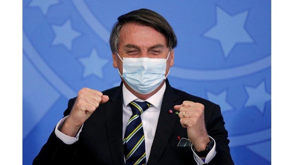 Sondeo en Brasil revela que Bolsonaro ganaría elecciones.