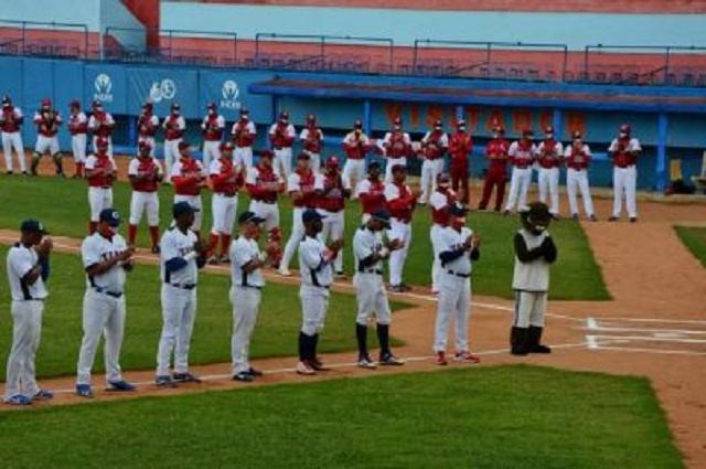 El Huracán dividió honores con los Toros de Camagüey