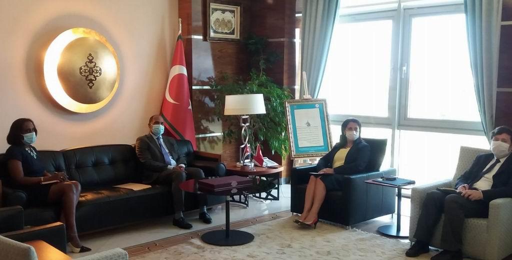Definen Cuba y Turquía nuevas acciones de cooperación.