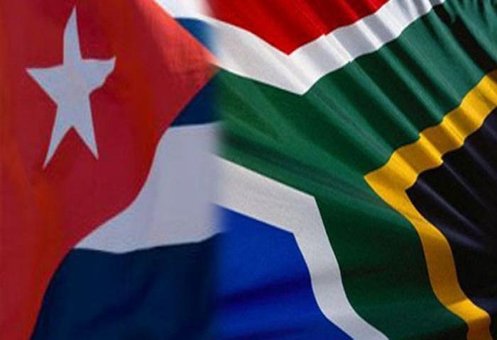 Sindicato de Sudáfrica dona insumos a Cuba para combatir la COVID-19.