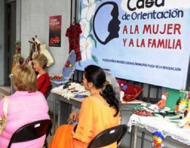 Comienza  adiestramiento en  Casa de Orientación  a la Mujer y la Familia (Audio)