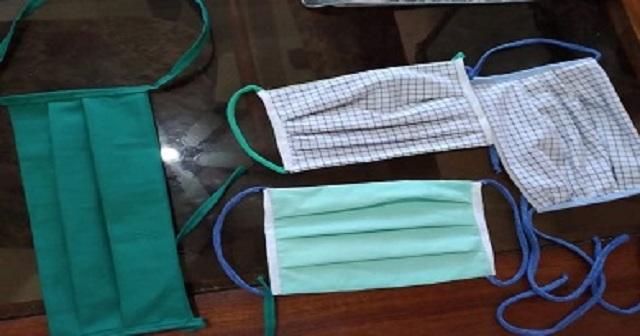 Nunca antes un pedazo de tela había sido tan útil para preservar la salud.