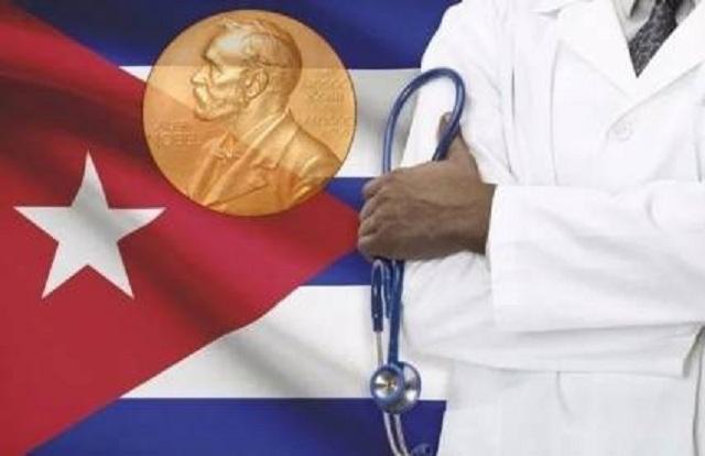 Este Grupo de Médicos y enfermeras diseminan un mensaje de esperanza en todo el mundo