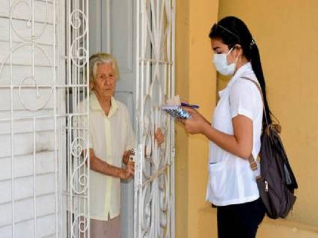 Instan a elevar calidad de pesquisas activas contra la COVID-19 en Cuba.