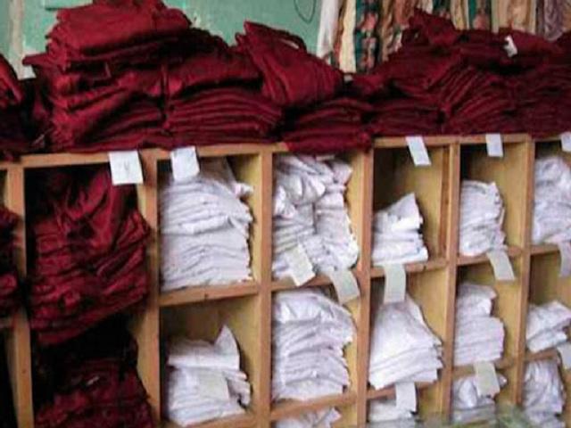 Prevista venta del uniforme escolar para el próximo 5 de octubre