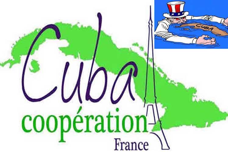 Califican en Francia de cobarde escalada hostil de Trump contra Cuba