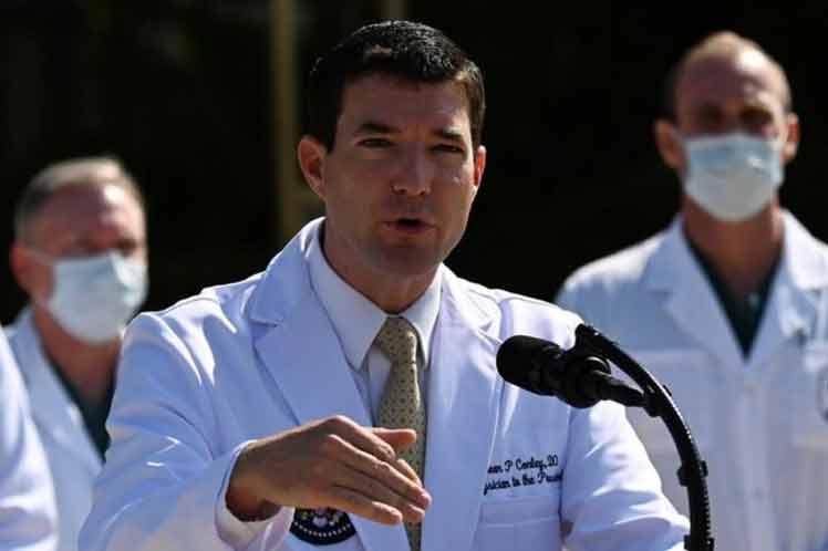 Credibility Crisis in the United States over Trump's Health