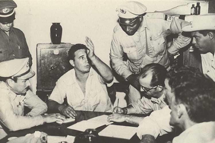 Cuba Remembers Fidel Castro's Plea 67 years ago