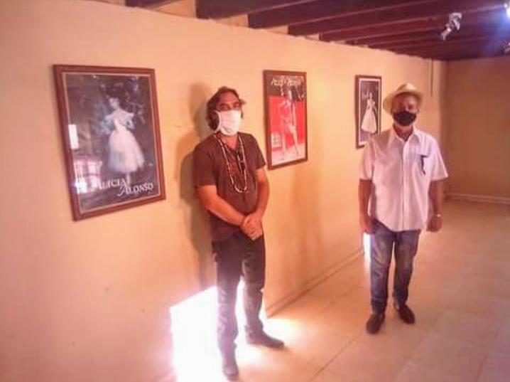 Visual arts exhibition at the Rubén Suárez Quidiello Art Gallery. Photo: Official Website of UNEAC.