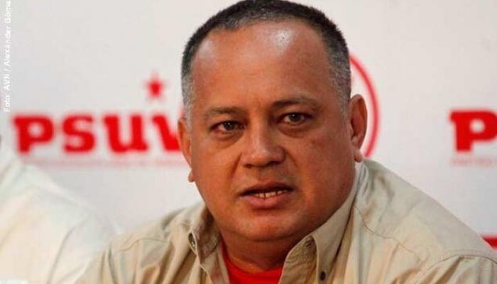 El presidente de la Asamblea Nacional Constituyente, Diosdado Cabello. Foto: Radio Habana Cuba
