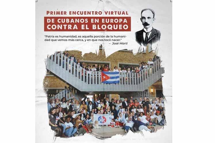 Cubanos en Reino Unido participarán en foro virtual.