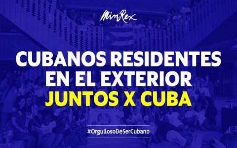 Cubanos podrán permanecer en el exterior hasta octubre de 2021 sin perder su residencia.