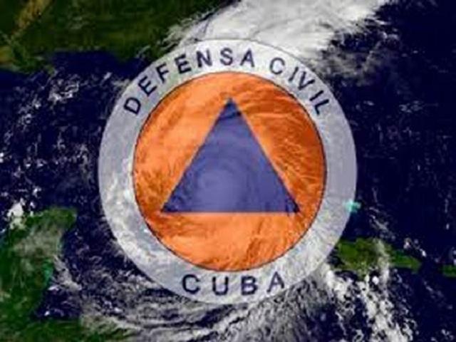Nota informativa número 4 del Estado Mayor Nacional de la Defensa Civil sobre el huracán Delta.